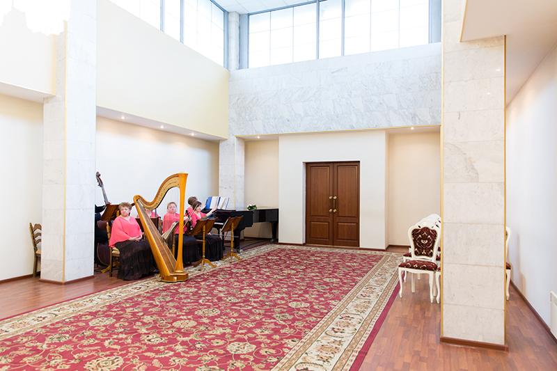 Дворец бракосочетания № 4 Савеловский