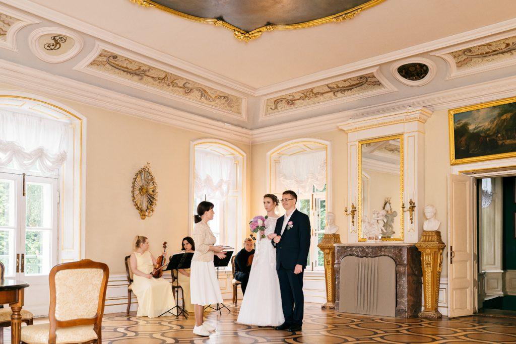 Свадьба в Кусково фото итальянский домик внутри регистрация брака выездная торжественная усадьба музей летом в июне в июле агентство ренессанс
